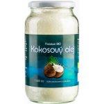 Allnature Premium kokosový olej bio 1000ml