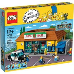 Lego THE SIMPSONS 71016 Kwik-E-Mart