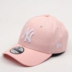 62d42a6bd Kšíltovka New Era 940 MLB League Essential NY růžová