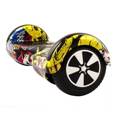 Berger Hoverboard City 6.5 XH-6 Graffiti