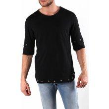 ! Absolut Joy Men T Shirt Černá /