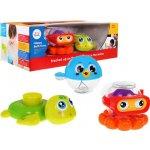 Huile Toys interaktivní multifunkční pyramida do koupele