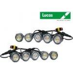 Lucas Denní světla 5 LED