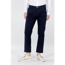Gant Pánské Kalhoty SLIM SUMMER CHINO modrá