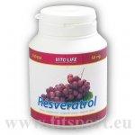 Vito Life Resveratrol 50 mg 100 kapslí
