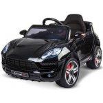 Toys24 elektrické autíčko Sport černé