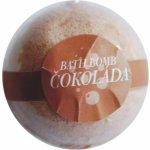 Procyon Botanico Šumivá koupelová koule čokoláda 70 g