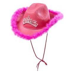 Karnevalový kostým Kovbojský klobouk s korunkou 62d4544c5d