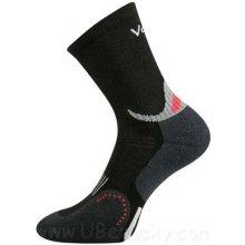 ponožky Actros silprox černá