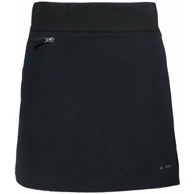 Skhoop funkční sukně s vnitřními šortkami Outdoor černá