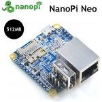 FriendlyARM NanoPi NEO sada s chladičem 512MB