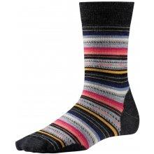 Smartwool ponožky Margarita Charcoal Stripe