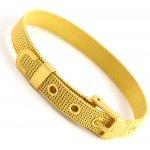 Tribal náramek BRM240 gold