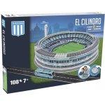 Nanostad 3D puzzle fotbalový stadion ARGENTINA El Cilindro (Racing Club de Avellaneda)