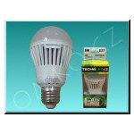 TechniLED LED žárovka E27-N5BM 5W 400 lm Neutrální bílá mléčná