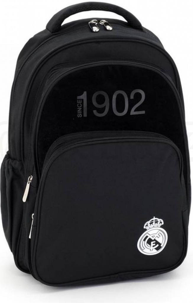 Příslušenství k ARS UNA batoh Real Madrid černá 3k - Heureka.cz ff2fb00b90