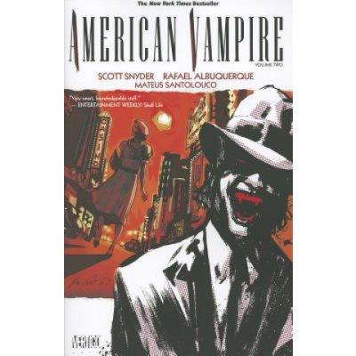 American Vampire Scott Snyder