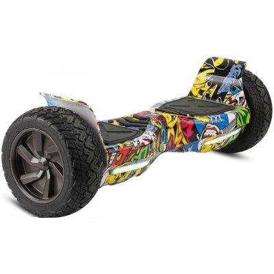 Hoverboard Offroad - barevná