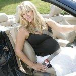 Bezpečnostní pás do auta pro těhotné