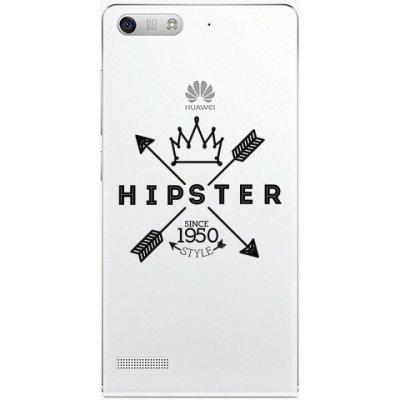 Pouzdro iSaprio Hipster Style 02 - Huawei Ascend G6