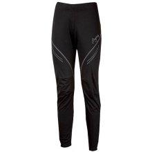 822bbc0f28b Progress PRIMERA dámské zimní elastické kalhoty černá šedé prošití