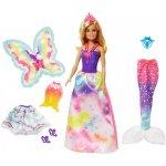 Mattel Barbie víla a pohádkové oblečky