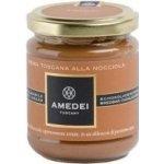 """Amedei Crema Toscana """"Gianduja"""" Čokoládový lískooříškový krém 200 g"""