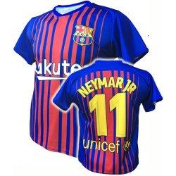 5ff5843c9 Sp Fotbalový dres FC Barcelona Neymar 17/18 Číslo na prsa ...