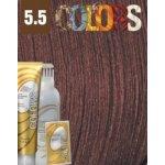 Colors Keratin Complex Barva SET 5.5 mahagonová