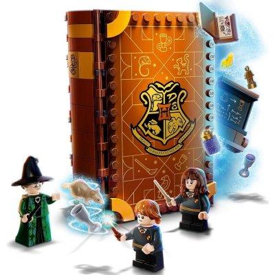 Lego Harry Potter 76382 Kouzelné momenty z Bradavic: Hodina přeměňování