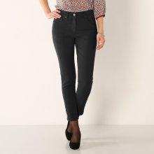 Blancheporte Strečové 7 8 kalhoty černá 01d7e1ed25