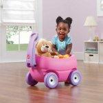 Step2 vozíček na hračky růžové