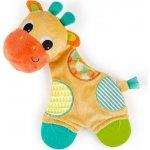 Bright Starts Kousátko Sunggle & Teethe žirafa 0m+