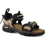 Asolo Scrambler brown black sandále 20d32151fd