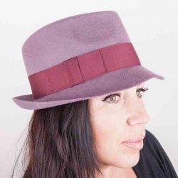 3e71b4cbdb3 Assante Starorůžový dámský klobouk 86964 od 557 Kč - Heureka.cz