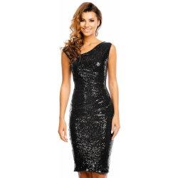 Mayaadi společenské šaty flitrové bez rukávu černá od 1 389 Kč ... 756c8b21af