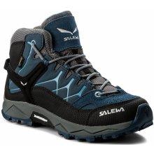 aed793327 Salewa Alp Trainer Mid Gtx GORE-TEX 64006-0365 Tmavomodrá