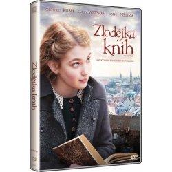 Zlodějka knih DVD