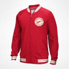 CCM Mikina Detroit Red Wings Full Zip Track Jacket 2016