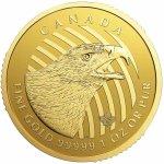 EAGLE Zlatá mince GOLDEN 1 oz