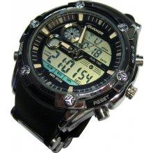 Carneo Man Fashion Clock S-Shock
