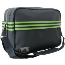 Adidas - Enamel Messenger Bag – Onix/Green