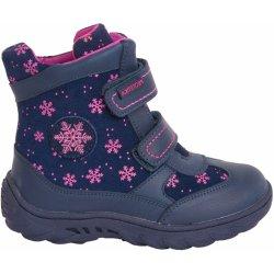 bbc3ce09461 Protetika Dívčí kotníkové zateplené boty Nea tmavě modré alternativy ...