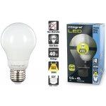 INTEGRAL Omni LED žárovka E27 4.6W 3000k 470lm A++ Teplá bílá