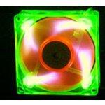Aerocool AeroFans UV LED Green/Orange 80mm