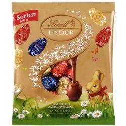 Lindt Lindor mini vajíčka mix 180g