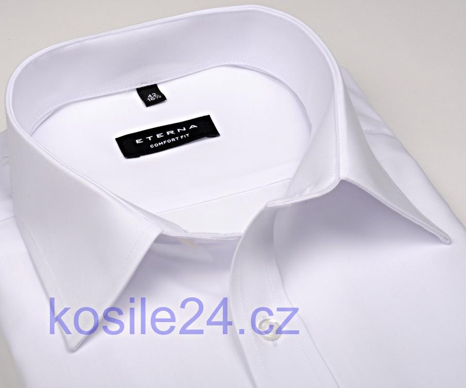 Eterna Comfort Fit Uni Popeline Bílá košile od 1 390 Kč - Heureka.cz b999b82086