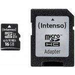 Intenso SDHC 16GB UHS-I 3433470