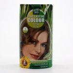 HennaPlus dlouhotrvající barva na vlasy 7 Sytá blond 100 ml