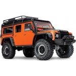 Traxxas TRX-4 Land Rover Defender 1:10 TQi RTR Adventure